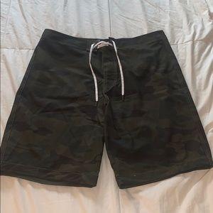 Abercrombie & Fitch swim shorts